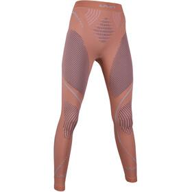 UYN Evolutyon UW Long Pants Women coral/anthracite/aqua